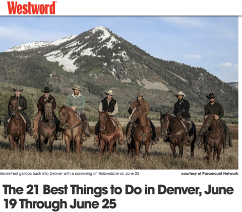 Westword: 21 Best Things to Do in Denver