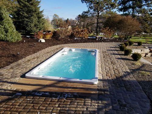 Swim Spa Gallery – Roodbergen Pools & Spas