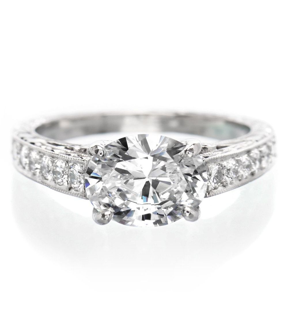 tjb patterson rings engagement tinyjewelbox mounting by pin platinum solitaire pinterest mark split ring shank