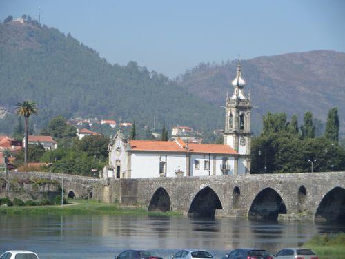 Arrivée à Ponte de Lima pour la préparation du départ 09-10-17