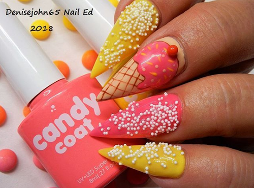 Daily candy latest news candy coat if you love nail art youtube videos and often find yourself glued to searching for the latest trends you have probably come across the world famous solutioingenieria Images