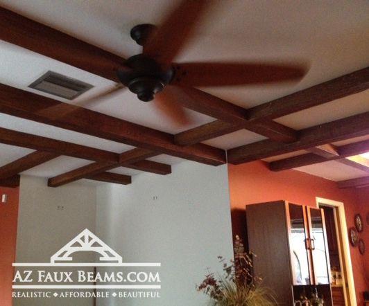 inexpensive wood beam