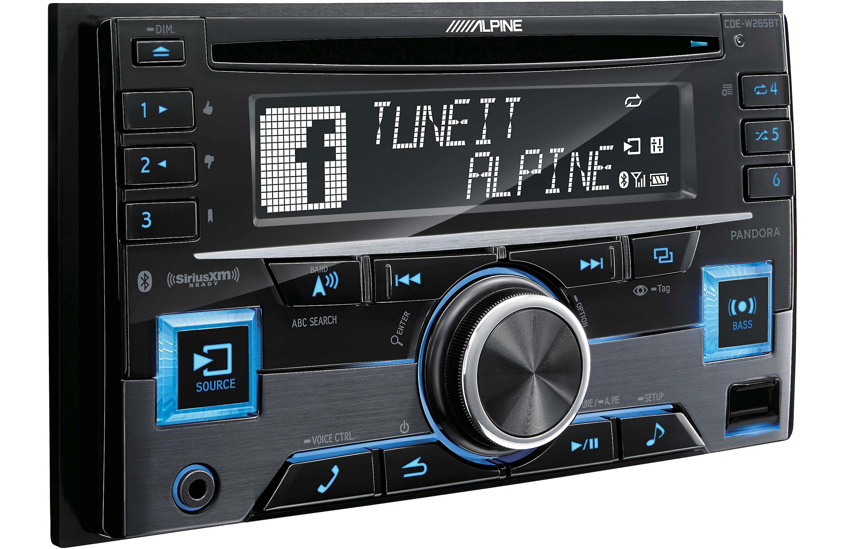 app_images%2Fresizable%2F68012e82 14c1 4cb8 82e0 0b657456ec68%2Fg500W265BT o_angle alpine 265bt double din for 996 & 986 car audio innovations Alpine Cde-W265bt Installed at bayanpartner.co