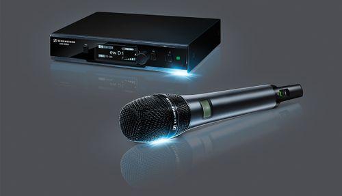 Sennheiser D1 Wireless - Dale Pro Audio