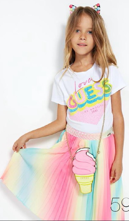 Zomer Kinderkleding.Guess Meisjes Zomer Kinderkleding Doets En Doets