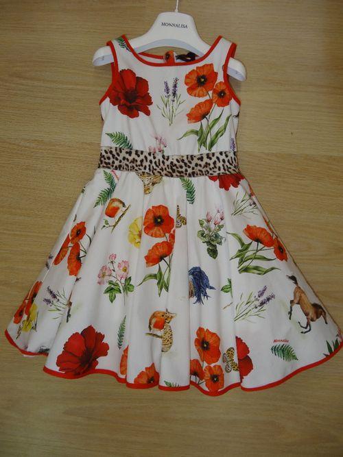 Monnalisa Kinderkleding.Monnalisa Meisjes Zomer Kinderkleding Doets En Doets