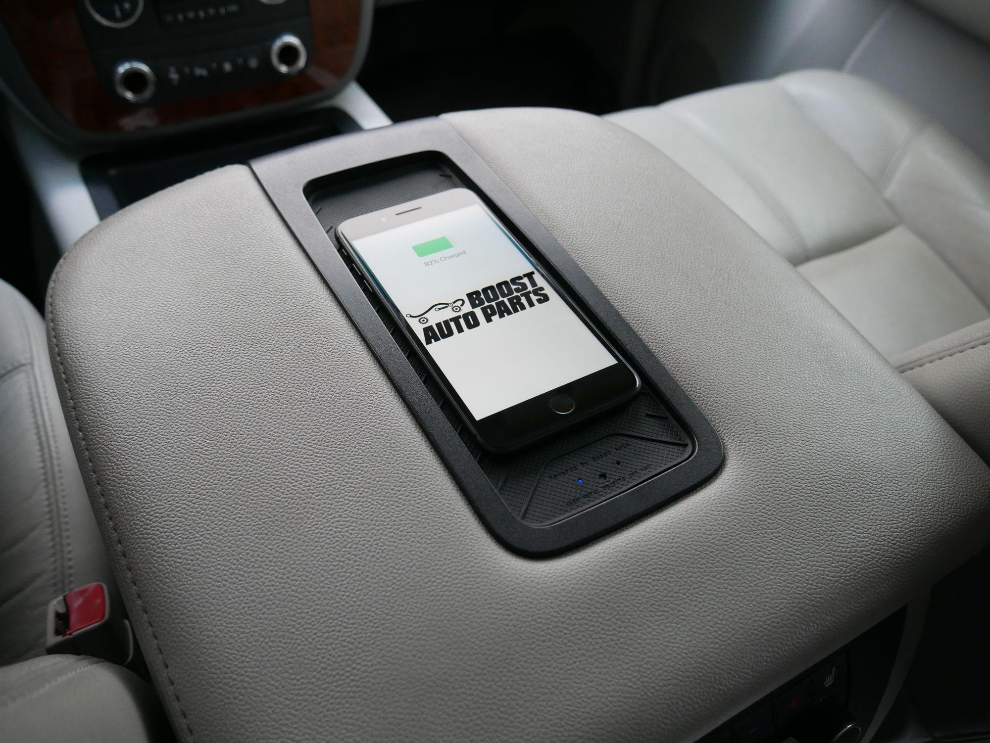 2007 2008 2009 2010 2011 2012 2013 wireless phone charging silverado sierra  tahoe yukon suburban denali
