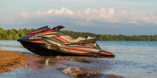 Yamaha Introduces the All New 2019 WaveRunner Lineup