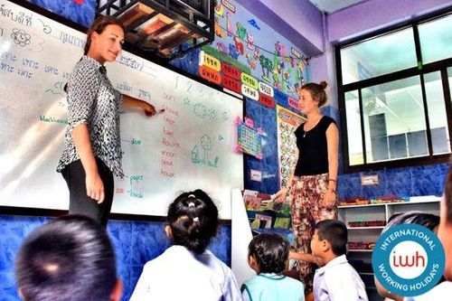 Teach English in Thai Schools