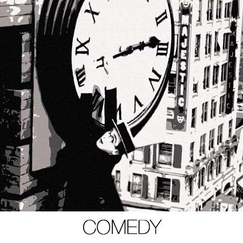 Comedy Canvas Prints