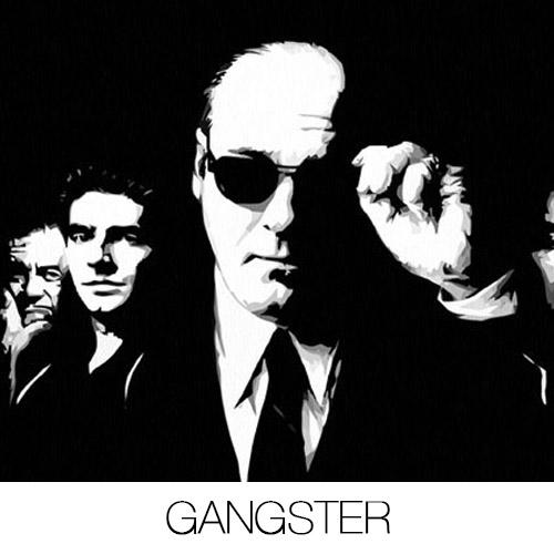 Gangster Canvas Prints