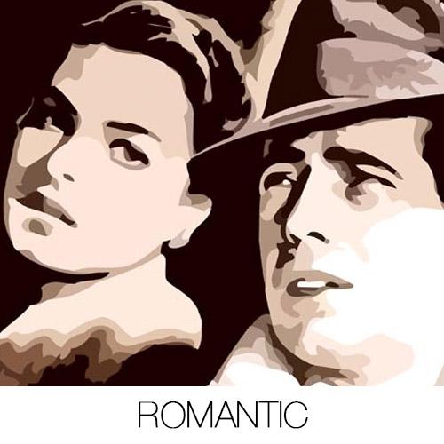 Romantic Canvas Prints