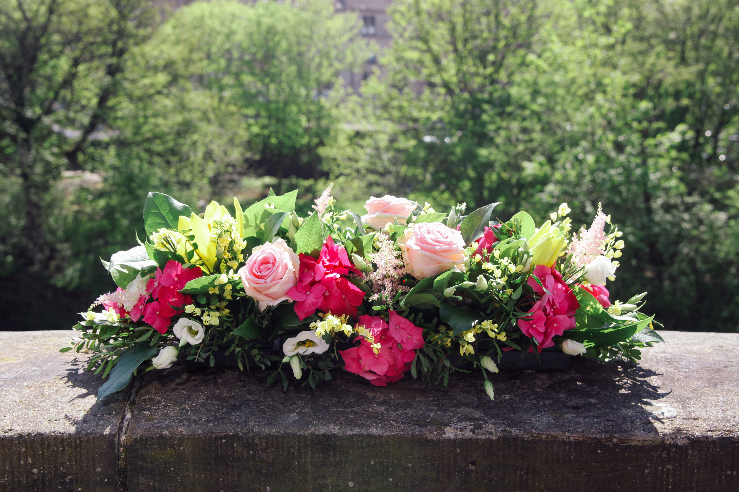 Funeral flowers roots fruits flowers glasgow funeral flowers edit image slider free website tools izmirmasajfo Gallery