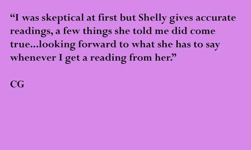Shelly's Tarot   Psychic Medium and Tarot Readings Online