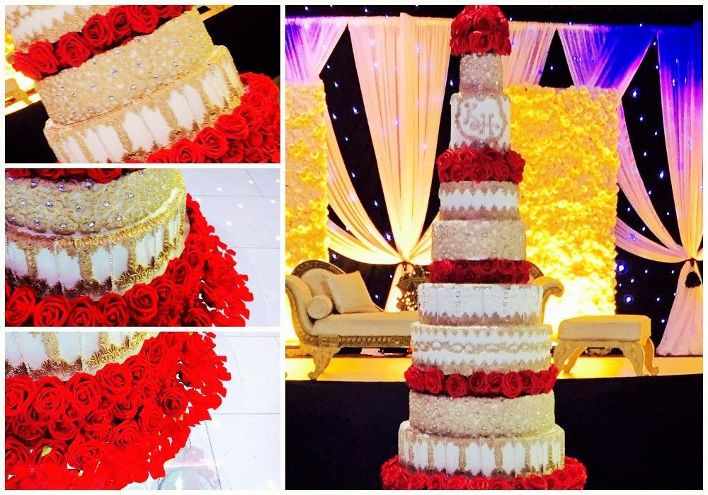 Luxury Asian Wedding Cakes