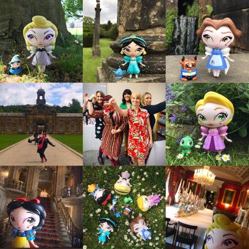The World of Miss Mindy - Offical Website of Folk Artist Miss Mindy