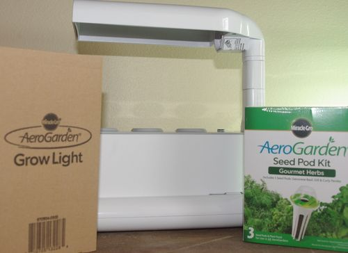 Buyer's Guide - Indoor Herb Kits - Grow Tests & Reviews